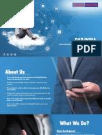 Digital Marketing/Web Development/Game Development