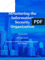 Structuring Information Security