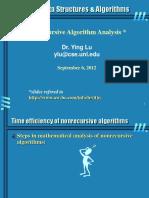 AnalysisNonrecursiveAlgorithm (1)