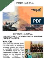 Defensa Nacional 2019