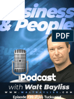 Business and People Podcast Episode 39 With Ryan Tuckwood