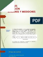 sensores y medidores