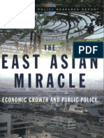 The World Bank - The East Asian Miracle_ Economic Growth and Public Policy (World Bank Policy Research Reports) (1993)