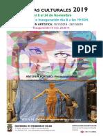 Casa de Extremadura de Coslada / Jornadas Culturales 2019