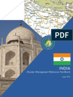 Disaster Mgmt Ref Hdbk India