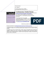 Roesner David   %22The Politics of the Polyphony of Performance Musicalization in Contemporary German Theatre%22   2008.pdf