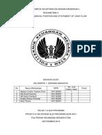 Resume AKM Bab 4_Neraca Dan Laporan Arus Kas