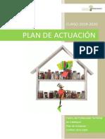 Plan de Actuación CALATAYUD 19-20