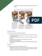 Dislokasi TMJ