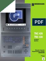 Manuale programmazione Heidenhain TNC 426-430