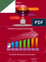 TimeSlide Powerpoint Presentation