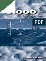 GARMIN1000 Cockpit Ref Guide