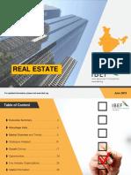 Real Estate June 2019