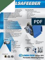Chem Tech Series Xpv Tech Sheet