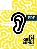 101 Great Minds on Music DIG