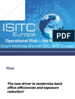 Operational Risk Nov 2010