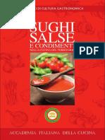 Sughi, Salse, Condimenti Nella Cucina Del Territorio 1-25