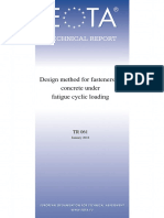 Eota Tr 061 Design Method Fasteners Fatigue Loading 2018-06-11