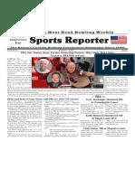 November 6 - 13, 2019  Sports Reporter