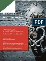 new trends on Ottoman Studies