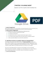 """""""Trabajo Práctico en Google Drive"""""""