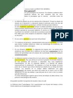 LA DIDACTICA GENERAL - Paradigmas