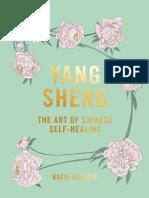 Yang Sheng the Art of Chinese Self-healing