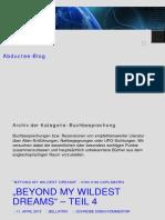 Abductee-Blog - Komplett