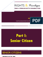 FINAL Benefits, Rights & Privileges of SC & PWD 2019