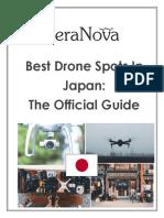 Drone spots in Japan