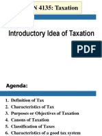 Tax Chapter 1