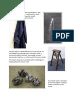 week 10 artist research