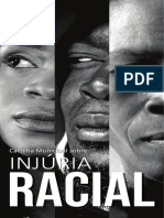 Cartilha Municipal de Combate à Injúria Racial