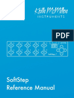 SoftStep Manual v2.01