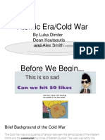 My Cold War Slideshow