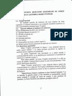 Lucrarea Nr.3 - Studiul Reducerii Sistemelor de Forte Coplanare Cu Ajutorul Masei Toppler