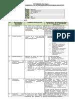 Ficha de Seguimiento a La Actualizacion de Programas Analiticos