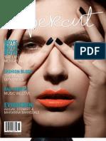 Paper Cut Magazine NovDec 2010 issue