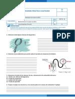 Segunda Practica a - Diagnostico y Reparacion de Motores
