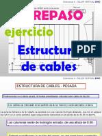 Nivel III-REPASO-Estructuras Pesadas de Cables