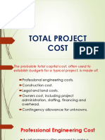 Total Project Cost 1