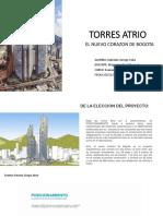TORRES ATRIO Gabriela Cornejo