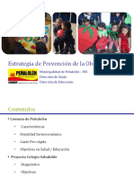 prevencion de la obesidad chile