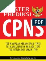 Prediksi CPNS