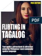 Flirting in Tagalog Free Version