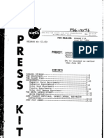Interplanetary Explorer D Press Kit