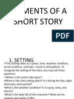 Elements of a Short Story - Copy