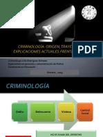 ORIGENES DE LA CRIMINOLOGÍA
