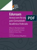 Eduroam - Acesso sem Fio Seguro para Comunidade Acadêmica Federada.pdf