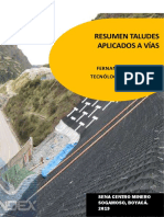 Resumen Taludes-Fernando Ballesteros